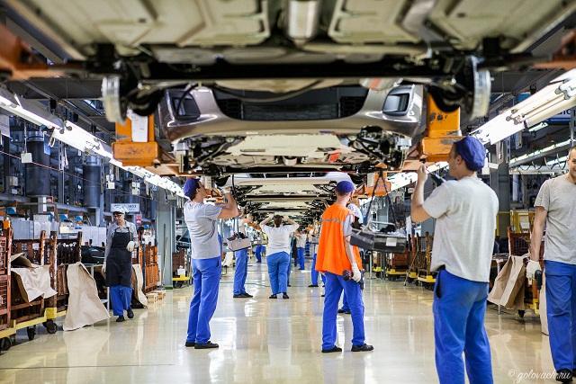 Все модели АвтоВАЗа падают по продажам
