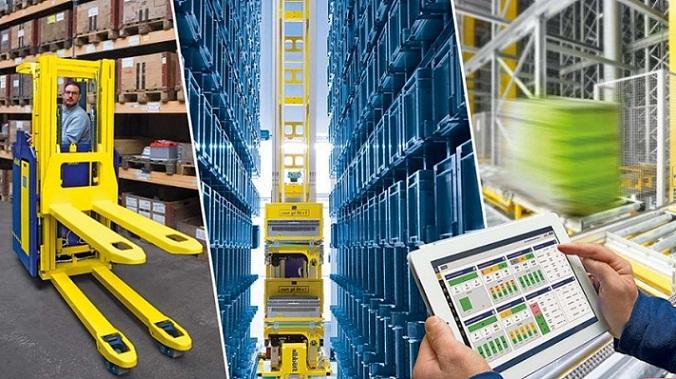 Преимущества электропогрузчиков при использовании на складе