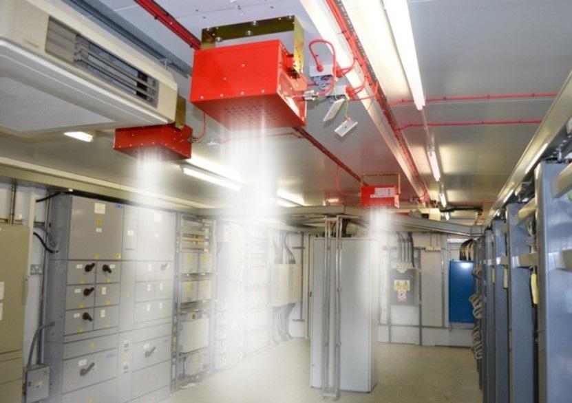 Системы пожаротушения для складов: виды, особенности, преимущества