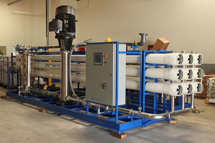 Криогенные воздухоразделительные установки: принцип работы ВРУ криогенного типа