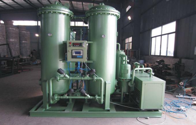 Воздухоразделительные установки (ВРУ) на промышленных и складских объектах