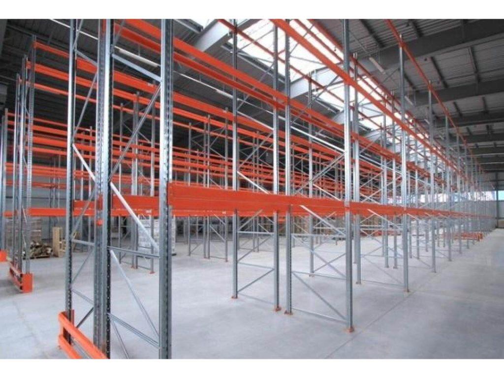 Расстояние между складскими стеллажами: стандартные нормы проходов для складских помещений