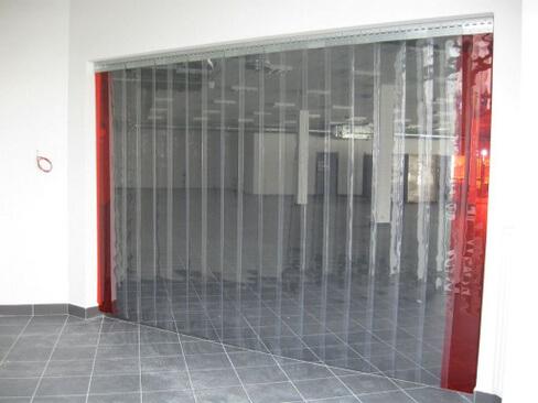 Завеса ПВХ холодильная: шторы из полосовых ПВХ завес для холодильных камер