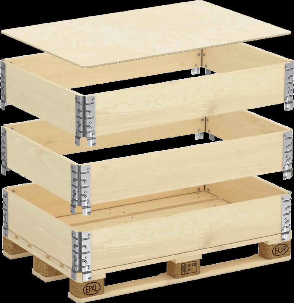 Размеры деревянных, пластиковых, фанерных паллет: стандартные размеры европейских, финских и американских паллет